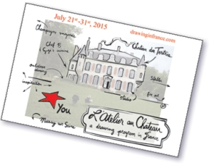 Drawing in France - Professional Program